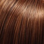 Darkest Brown with Light Red Gold Blond and Red Gold Blend