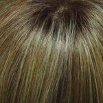 Light Gold Blonde and Medium Red Gold Blond Blend