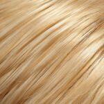 Light Gold Blonde and Pale Natural Blonde Blend