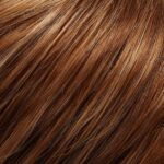 Medium Red Gold Brown and Light Red Gold Blonde Blend