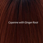 Cayenne with Ginger Root