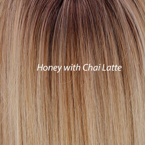 Honey with Chai Latte