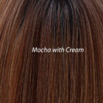 Mocha with Cream