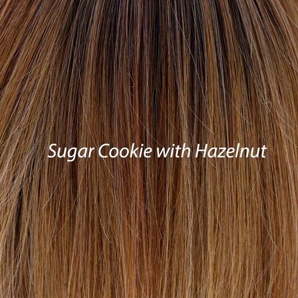 Sugar Cookie with Hazelnut