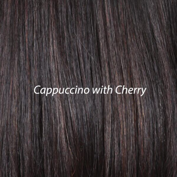 Cappuccino with Cherry